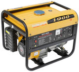 1.5kw Wahoo Ce Approval Portable Gasoline Generator (WH1900)
