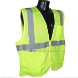 Factory High Visibility Safety Vest Meet Ce En471 Class 2