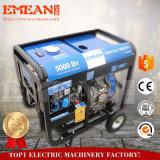 6kw Super Silent electric Start Diesel Generator (ED6000SE)