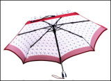 High Quality 190t Pongee for Advertising Umbrella
