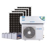 High Efficiency Acdc Hybrid 100% Solar Air Conditioner RC-09ADC/Fa