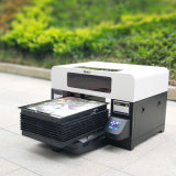 A3 Size 6 Color Vocano-Jet Golf Ball Meatl Wood Printer