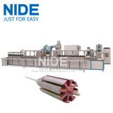 Automatic Armature Electrostatic Powder Coating Equipment Rotor Powder Coating Oven
