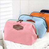 Korean Fashion Makeup Bag Portable Multifunctional Cotton Cotton Wash Bag Frame Lovely Makeup Bag (GB#A9-3-01)