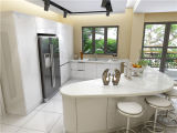 Foshan Factory European Standard Modern Kitchen Cabinets