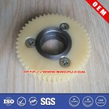 Nylon Plastic Wheels Gears with Steel From Chinese Supplier
