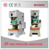 C-Frame Pneumatic Steel Sheet Punching Machine Power Press Jh21-100ton