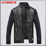 Black Winter Jacket for Men Leisure Coat