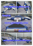 High Quality Inflatable Water Trampoline Inflatable Trampoline Combo (RA-054)