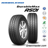 White Sidewall Commercial Van LTR Pickup Tyre Durablemax RS01 185r14c 195r14c 195r15c