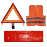 Reflective Safety Vest& Car Traffic Sign Warning Triangle (JMC-418D)