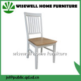 Solid Pine Bi-Color Wooden Chair