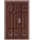Top Quality Economic Single Steel Doors (EF-S038)