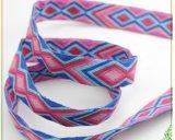 Printed Technics Woven Polyester Satin Ribbon for Barcode Printer