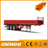 Lowbed Container Semi Trailer