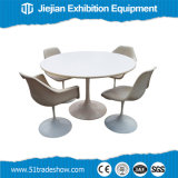 Steel Exhibition Booth Stand Meeting Leisure Chair Furniture