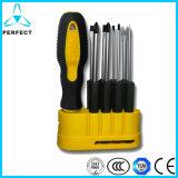 Cr-V Steel PP Handle Multi Function Screwdriver Set