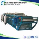 Du Model Vacuum Belt Filter for Sludge Dewatering