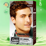 Brown Men′s Hair Color