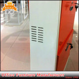 High Quality Storage 4 Tiers Steel Shoe Cabinet with Cheap Price