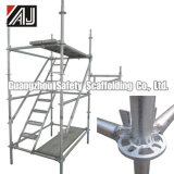 Galvanized Steel Ringlock Scaffold for Building Construction, Guangzhou Manufacturer