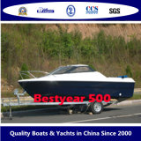 Speed 550 Cabin Boat Hardtop for Fishing