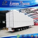BPW 3 Axles Air Suspension Van/Box Semi Truck Trailer