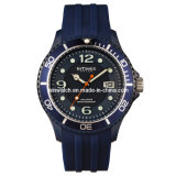 2013 Newest Watches Men Xl Size 48mm 10ATM Water-Resistant Stainless Steel Back Watch (IT-090)