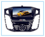 Double DIN Car Radio GPS Navigation MP4 Player for Focus