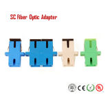 Sc APC/Upc Fiber Optic Adaptor