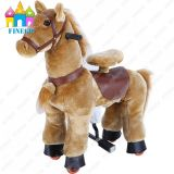 Kids Animal Walking Mechanical Horse Toy Scooter Rides