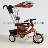 Colorful Children Tricycle with Sunshade Umbrella