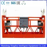 (ZLP250/500/630/800/1000) Powered Gondola/Suspended Access Platform
