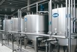 300L Split Type Full-Auto Cip Cleaning System