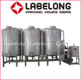Automatic CIP Cleaning System for Juice/Carbonated Soft Drink Filling Machine