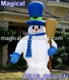 Inflatable Mr Handsome Snowman (MIC-299)