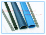 D-Shaped Fiberglass Tube, Oval Fiberglass Tube