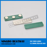 China Professional Strong Magnetic Badge