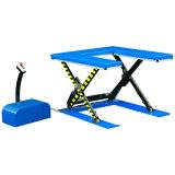 ′u′ Shape Low Profile Electric Hydraulic Lift Table