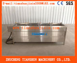 High Quality Stainless Steel 304 Bubble Ozone Fruit Washer 1500