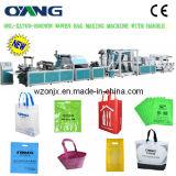 Automatic Non-Woven Fabric Box Handle Bag Making Machine Price
