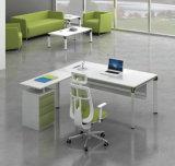 Modern Computer Desk Office Furniture L-Shape Table (H50-0104)
