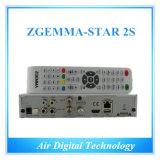 Zgemma-Star 2s Twin Tuner DVB-S2+S2 Satellite Receiver