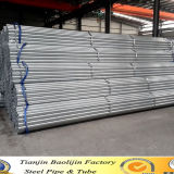 Zinc Plated Welded Square Pipe
