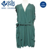 Summer Chiffon Ladies Fashion Suit