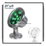 Outdoor 9W LED Under Water Light