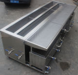 Blind Cleaning System with Cleaning, Rinse, Ultrasonic Blind Cleaning Machine