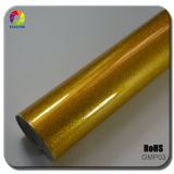 High Quality 1.52*20m Gold Glossy Metalic Pearl Car Vinyl