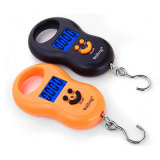 Electronic Portable Hanging Scale with AAA Battery