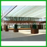 Corten Steel Cube Planter (FO-9C04)
